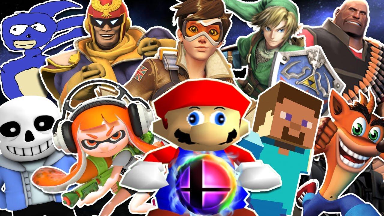 The Ultimate Smash Bros Youtube