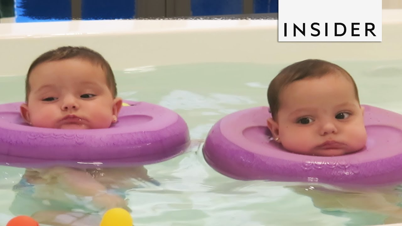 Take a look inside Australia's first spa for babies |Spa For Baby