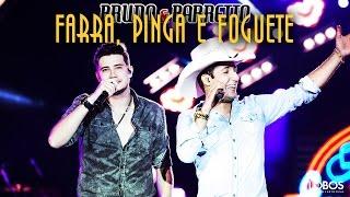 """Bruno e Barretto - Farra, Pinga e Foguete   DVD """"A Força do Interior"""" - Ao Vivo em Londrina/PR"""