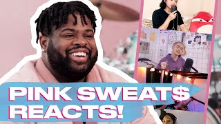 Pink Sweat$ Reacting to Filipinos Covering 'At My Worst'