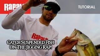 Jigging Rap® Open Water for Bass with Brandon Palaniuk