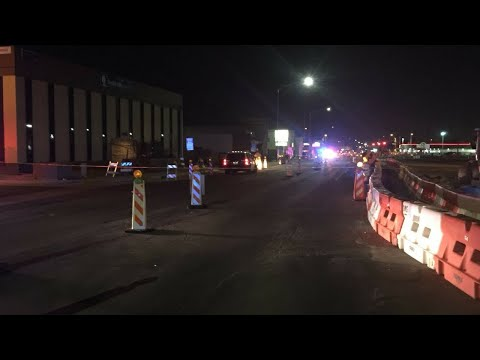 VIDEO: Mesa PD investigating after a body was found near an intersection