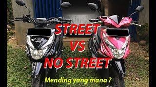 All New Honda Beat eSP VS All New Honda Beat Street eSP