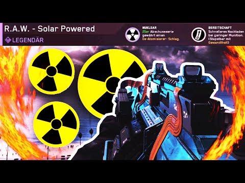"NUKE REGEN mit der ""RAW - Solar Powered""😱🔥 | BESTE KLASSE"