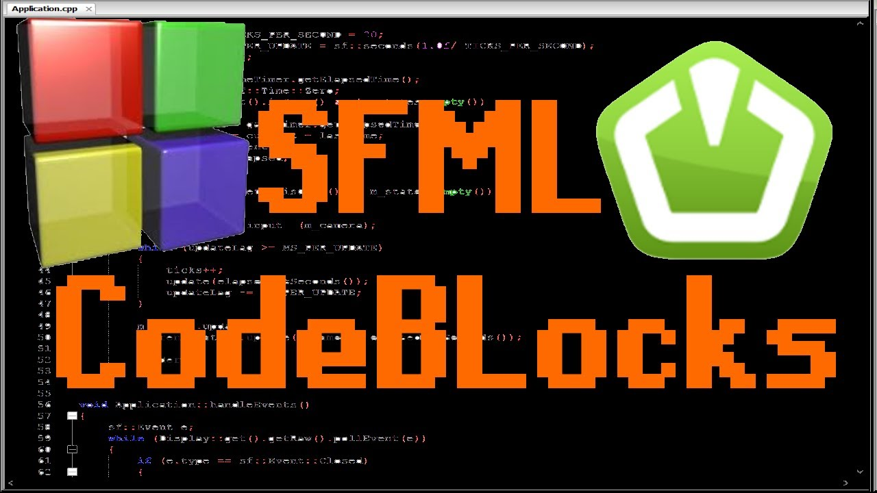 Set Up SFML with CodeBlocks Tutorial (Windows) [Check pinned comment]]