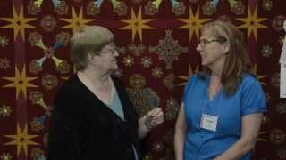 Loretta Painter - Hm - Bed Quilts - Aqs Quiltweek® Chattanooga 2014