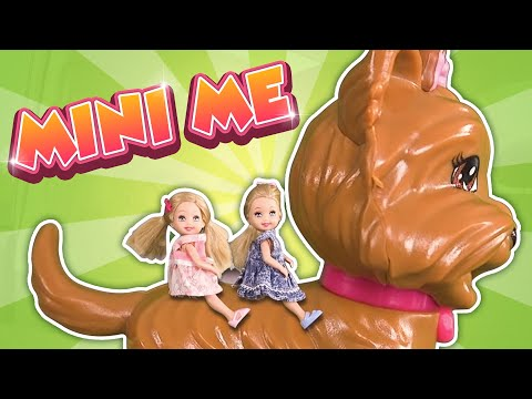 Barbie - I Shrunk the Twins | Ep.92