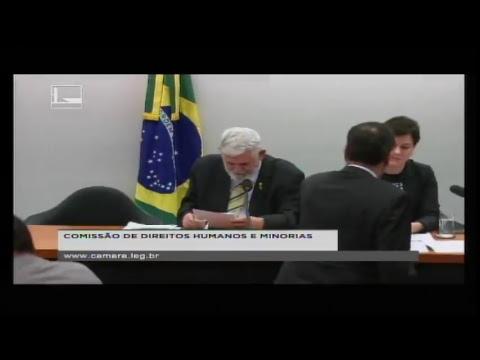 DIREITOS HUMANOS E MINORIAS - Reunião Deliberativa - 04/07/2018 - 14:33
