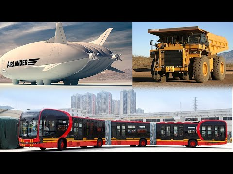 7 Extraordinary Large Machines you have never seen | future technology