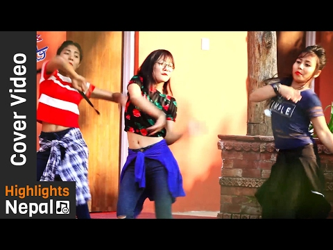 Lyang Lyang Cover Video By WE 1 NEPAL CREW  | New Nepali Movie Romeo Song | Contestant No 24