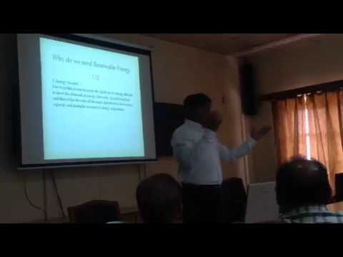INTRODUCTION TO RENEWABLE ENERGY- ALIGARH OPEN UNIVERSITY ( AMU)