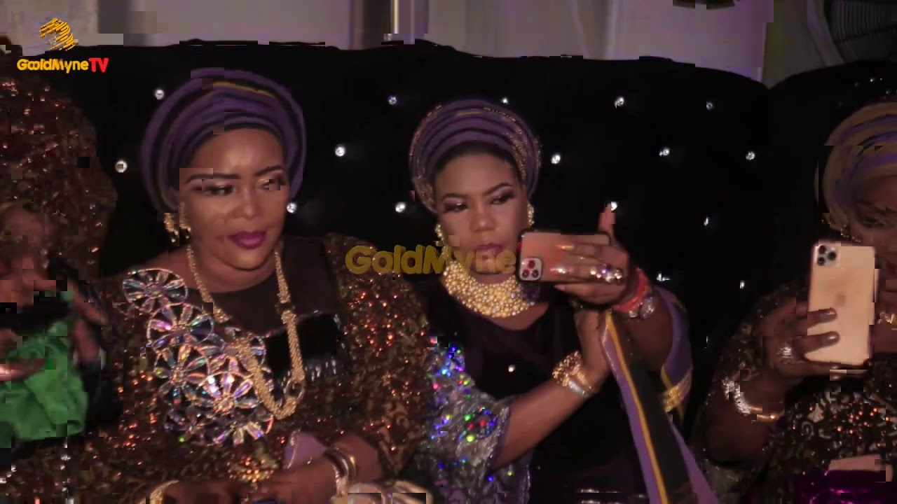 BALIKIS AND MUSA'S WEDDING WITH k1 DE ULTIMATE DISHING OUT BRAND NEW TUNES