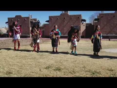 Tigua Tribe - Buffalo Dance