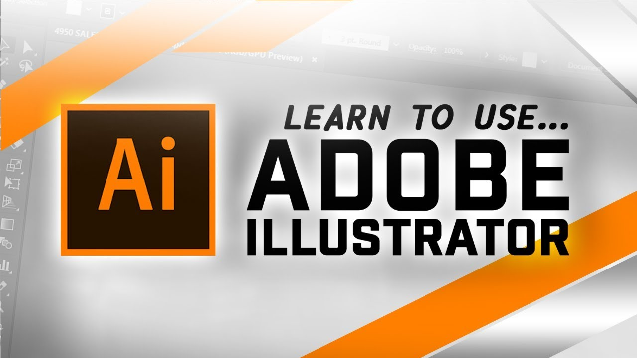 How To Use Adobe ILLUSTRATOR CC For Beginners! – 2018 Tutorial