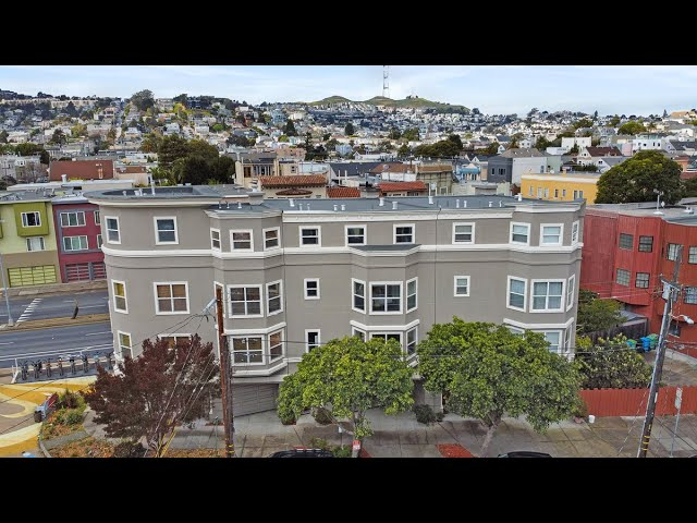Townhome with Heart and Soul in the Bernal, Noe Valley, Mission corridor
