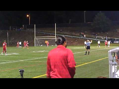 Reading Vs. Wilson High School Boys Soccer