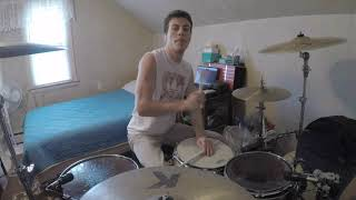 A Million Miles - Goldfinger - Drum Cover