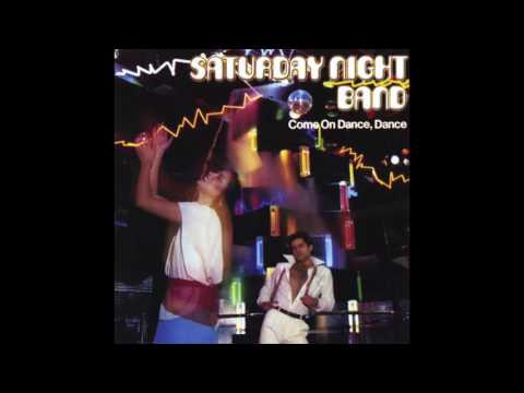Saturday Night Band - Groovin' With You