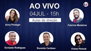 Debate sobre AULAS DE DIREÇÃO - com Ronaldo Cardoso e Amigos