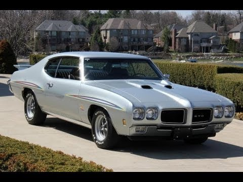 1970 pontiac gto judge for sale youtube