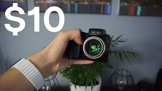 $10 CAMERA - Kodak EasyShare D…