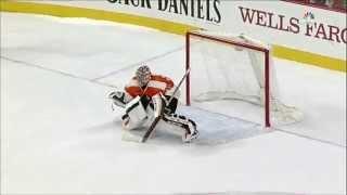 Anze Kopitar shootout goal. Los Angeles Kings vs Philadelphia Flyers 11/17/2015