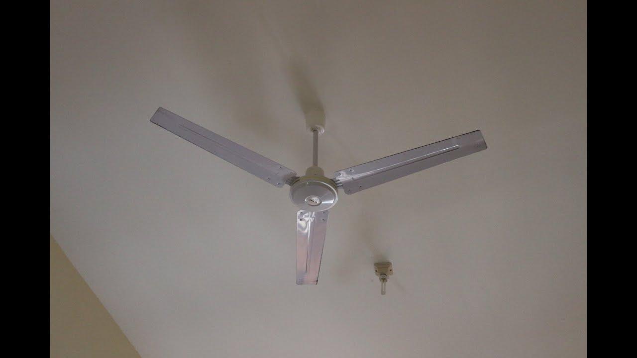 """56"""" Sekai industrial ceiling fan"""