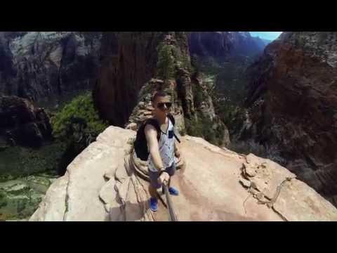 Zion National Park, Utah - Angels Landing 08/22/2016
