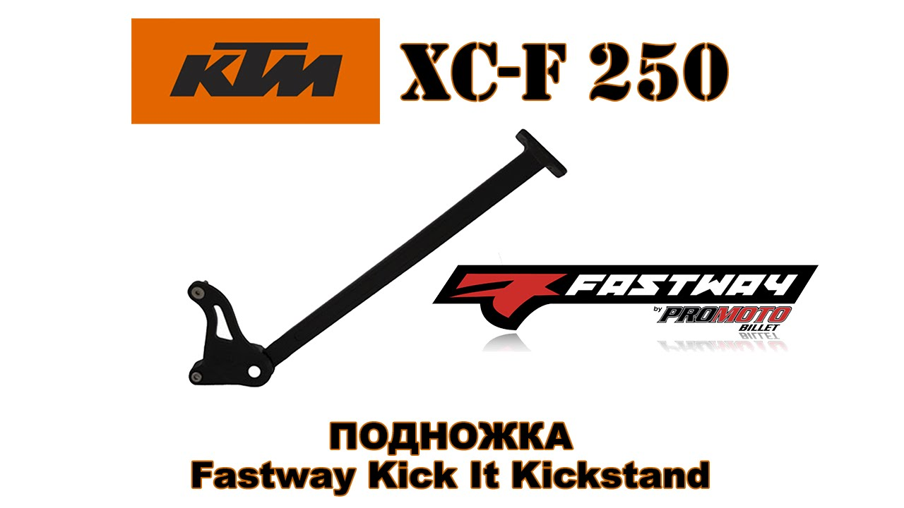 Trail Tech Kickstand for KTM 250 XCF-W 2007