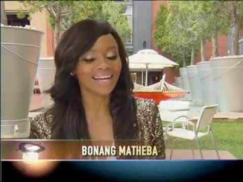 Bonang Matheba on Top Billing (Full insert) - YouTube