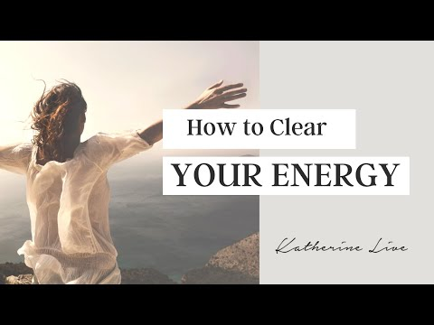How to deepen your intuition and clear your energy field