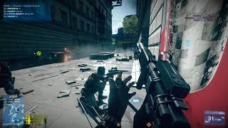 Battlefield 3, Metro 64 players Carnage