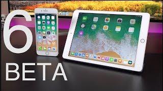 Apple iOS 11: Beta 6