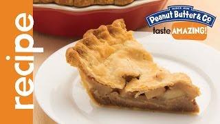 Peanut Butter Apple Pie Recipe