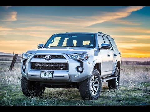 Toyota 4runner Mods (After Little Over 1 Year)