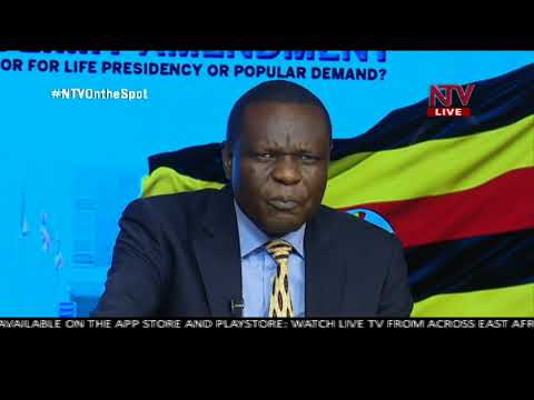 ON THE SPOT: Is the Age-limit debate a precursor for life presidency?