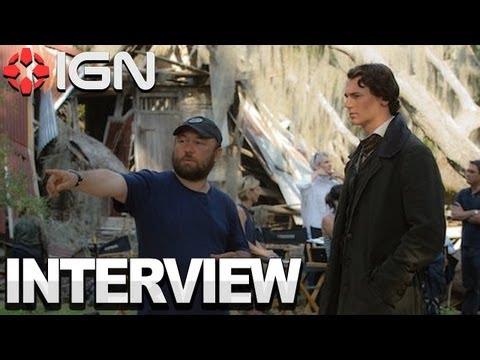 Abraham Lincoln: Vampire Hunter - Timur Bekmambetov WonderCon Interview Mp3