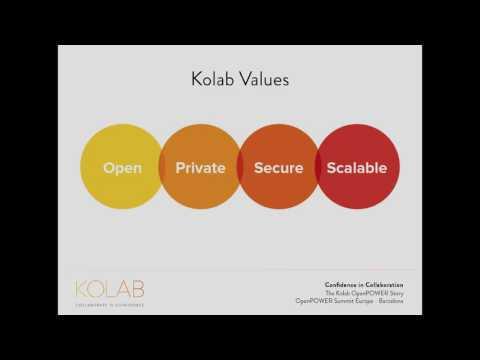 Georg Greve   Kolab Open Platform
