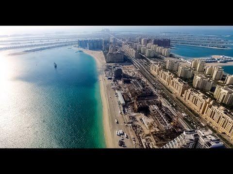 The Palm Jumeirah - Viceroy 4K UHD