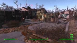 Мое поселение Сэнкчуари в Fallout 4 Начало