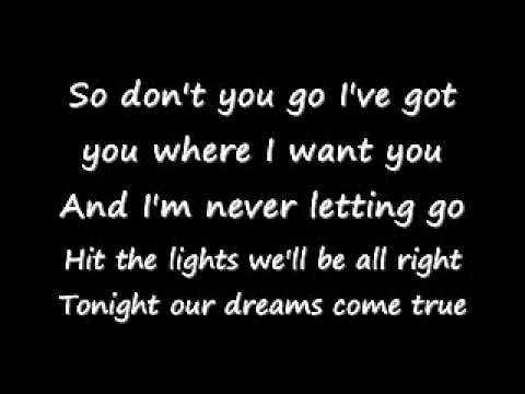 Hit The Lights by All Time Low lyrics
