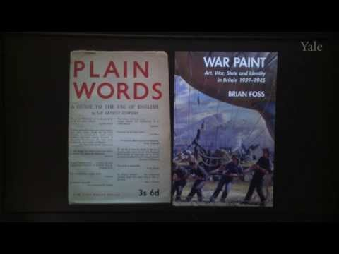 Plain Words and War Paint: A Portrait of London's Civil Defense by Meredith Frampton