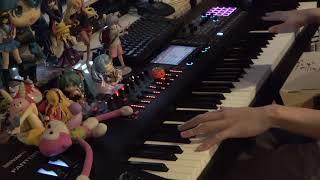 まらしぃです。ちょっとだけピアノ弾きます(piano live)2020/05/31放送 【marasy piano live】