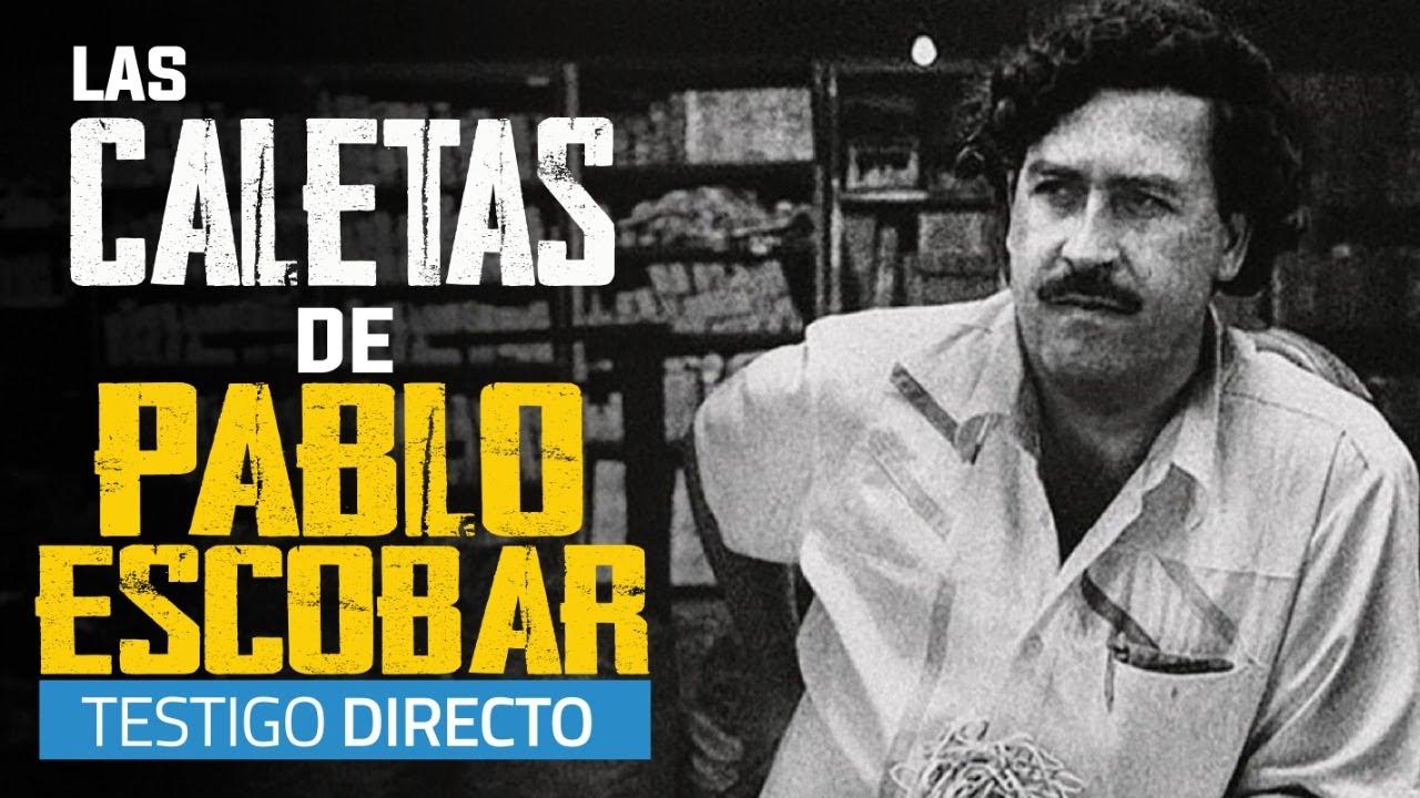 Las caletas de Pablo Escobar, 27 años después - Testigo Directo