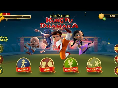 Chota bheem kung fu dhamaka /new game play 2k19/best fighting game /new release game