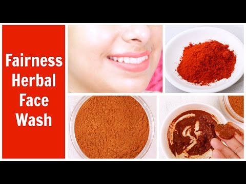 Miracle Skin Lightening Herbal Face Wash | Fairer & Radiant Skin