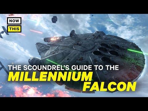 The Millennium Falcon Explained: A Scoundrel