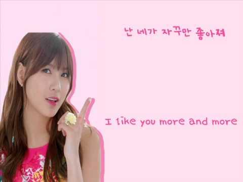 A Pink - Mr.Chu (Hangul/English)