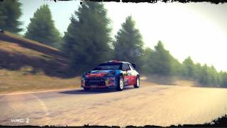 WRC 2 Special Stages Trailer