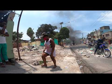 Shocking Breaking News in Haiti 9/1/2020 Lalue riot aftermath